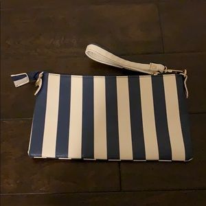 Charming CharlienStriped Clutch
